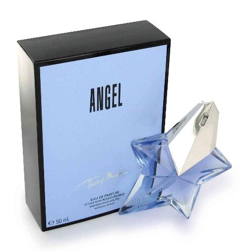Thierry Mugler's Alien, Angel and Womanity (3/6)