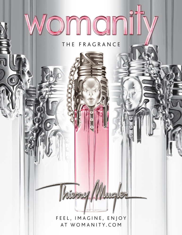 Thierry Mugler's Alien, Angel and Womanity (6/6)