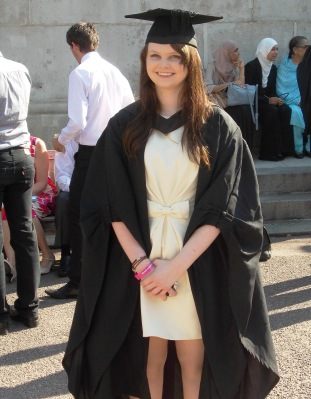 Kayleigh Tanner BA (Hons) - I promise this is the only time I will ever describe myself in this way