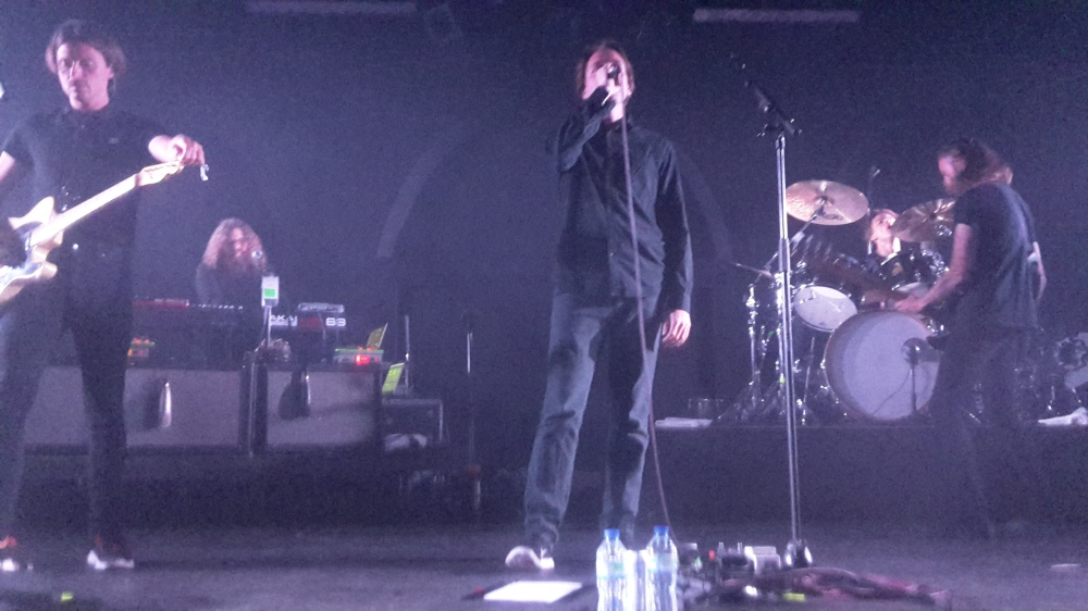 Mew at The Old Market at The Great Escape 2015
