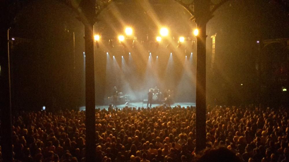 Mew @ Camden Roundhouse London 20/05/15
