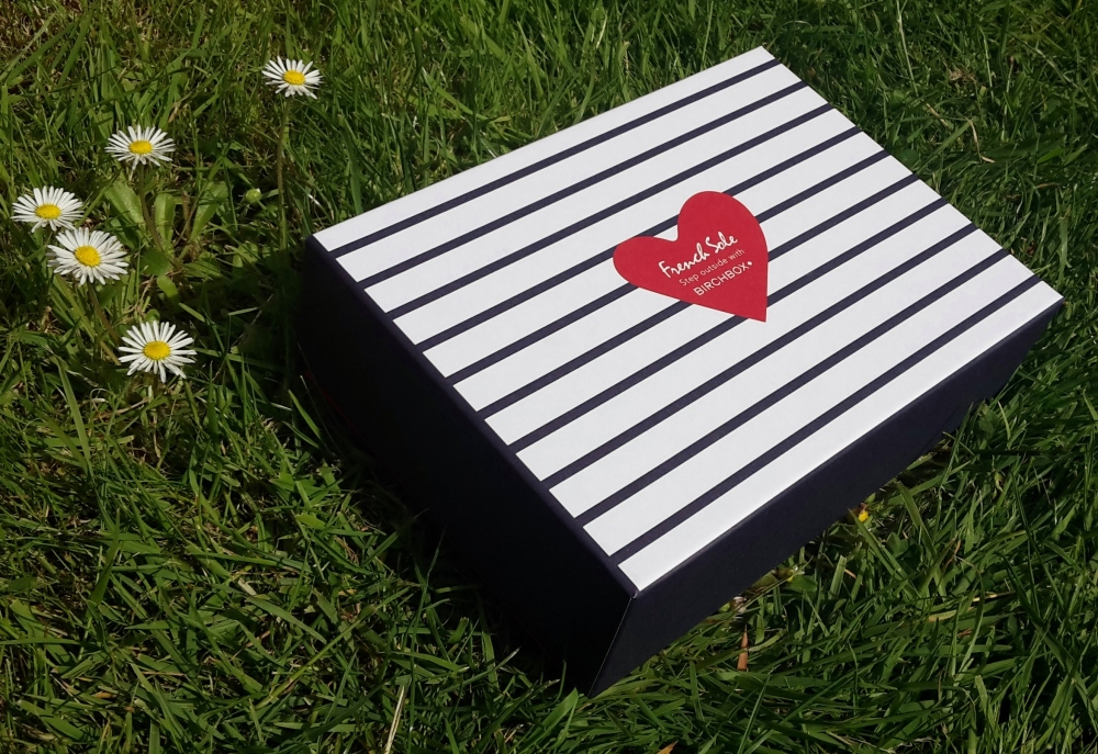 June 2015 Birchbox x French Sole