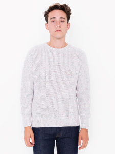 American Apparel unisex fisherman's pullover