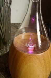 Organic Aromas oil diffuser