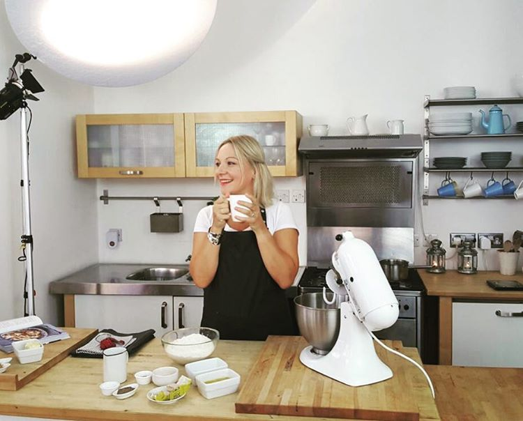 Bronte Aurell from Scandinavian Kitchen