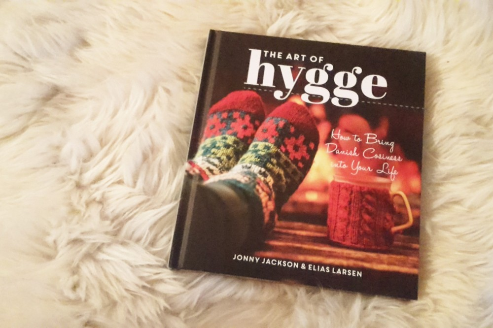 The Art of Hygge by Jonny Jackson and Elias Larsen