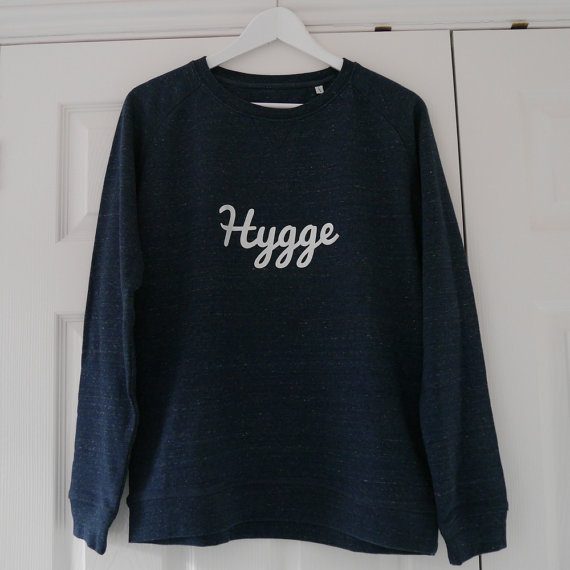 Hygge jumper from Etsy