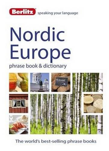 Nordic Europe phrasebook and dictionary