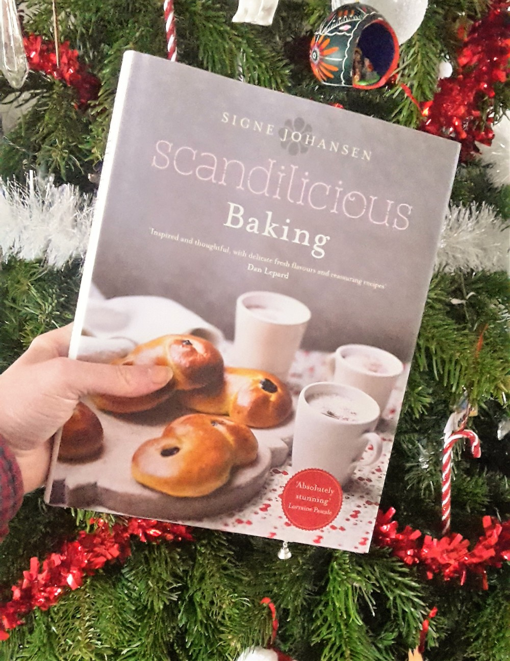 Scandilicious Baking by Signe Johansen
