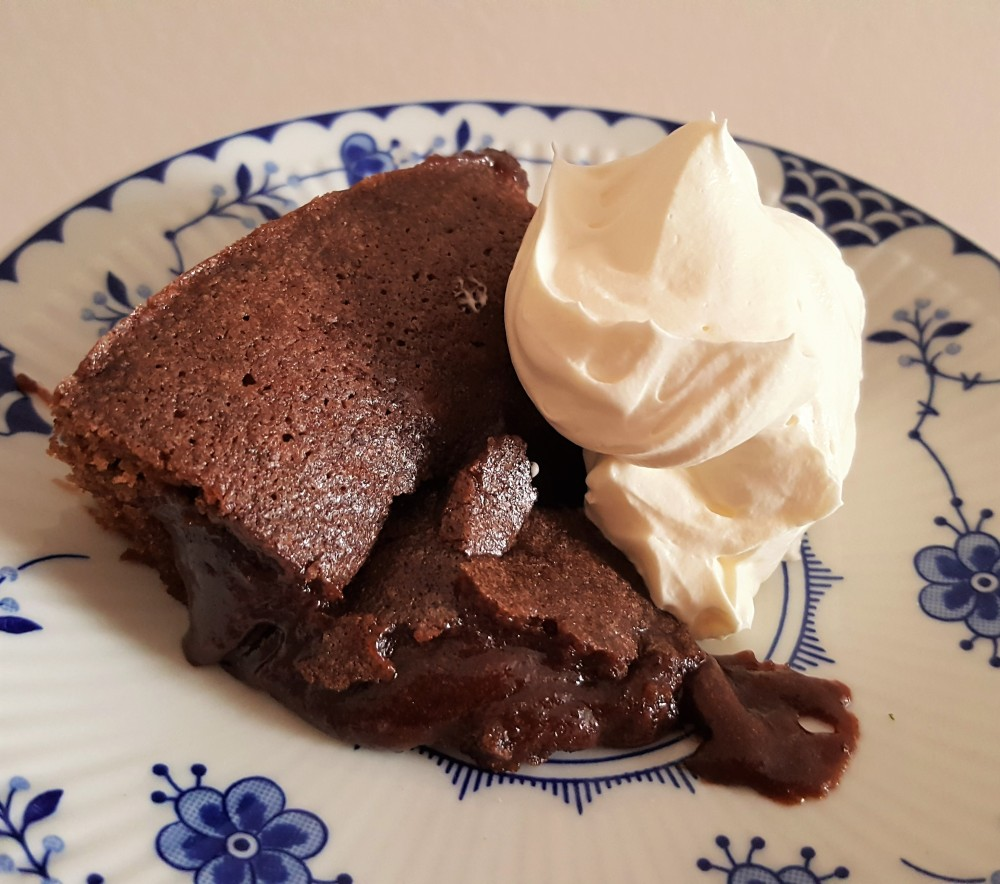 Kladdkaka from The Essence of Hygge