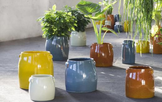Tabor pots from Abode Living