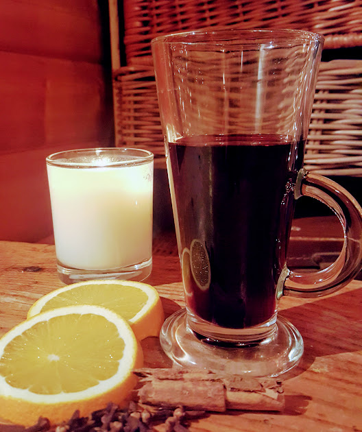 Danish Glögg recipe